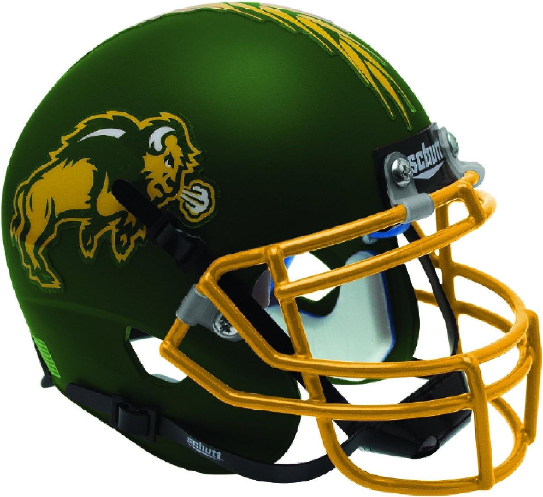 Schutt NCAA North Dakota State XP Authentic Bison Mini Football San Francisco Max 73% OFF Mall