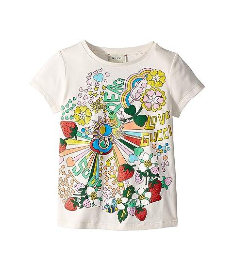 Gucci Kids T-Shirt 554879XJAOY (Little Kid/Big Kid)