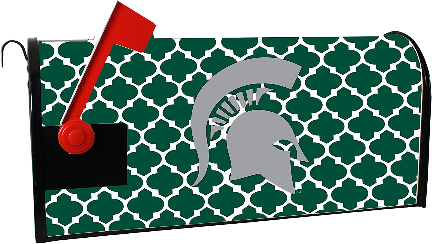 Michigan State Spartans Max 64% OFF Fixed price for sale Mailbox Cover-Michigan University
