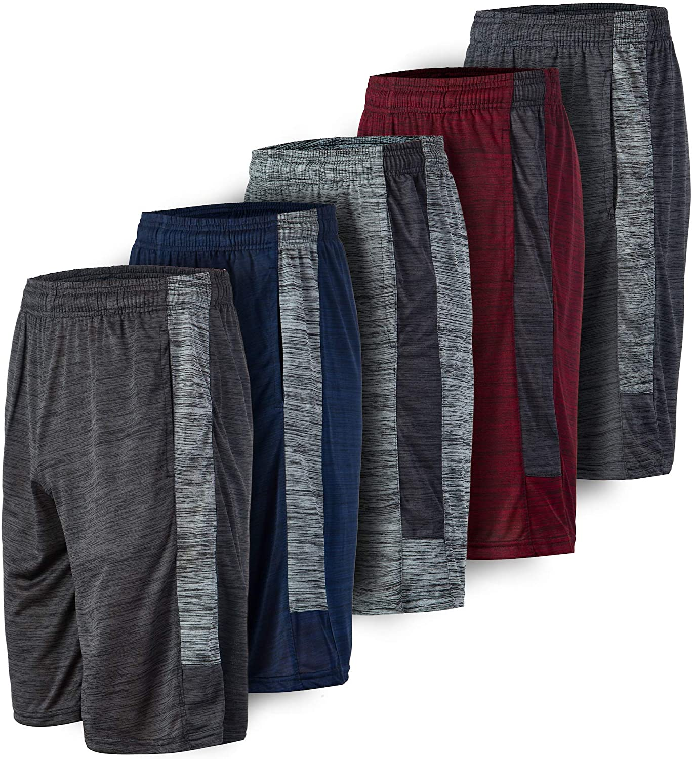 Mens Basketball Shorts - Athletic Active Sports Max Phoenix Mall 63% OFF with Gym P Short