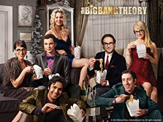 The Big Bang Theory: The Complete Eight Season