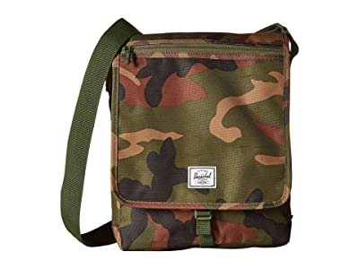 Herschel Supply Co. Lane (Woodland Camo) Messenger Bags