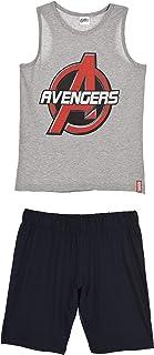 Avengers Man Short Pajamas
