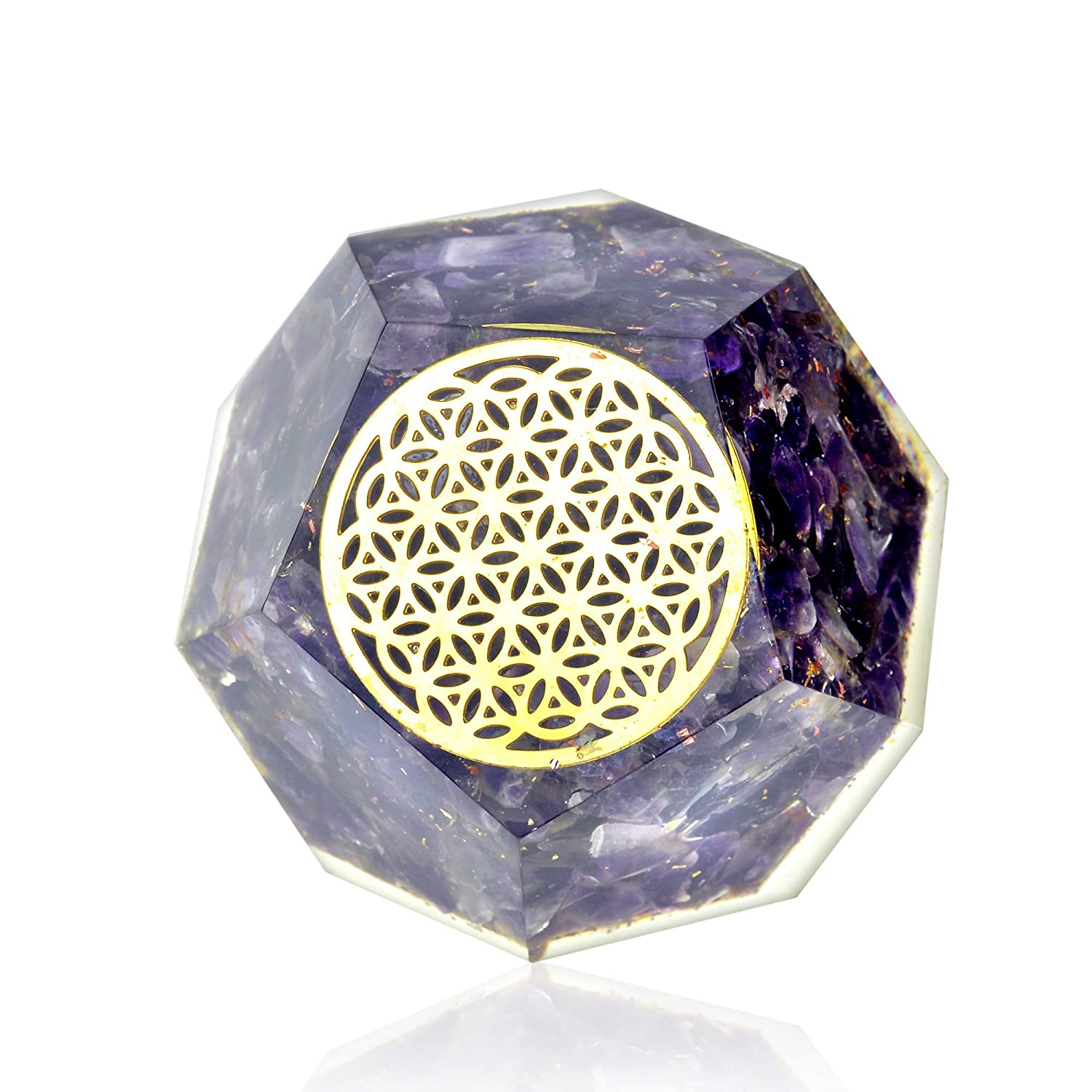 Orgone 70% OFF favorite Outlet Crystal – Yoga Healing Chakra Energy