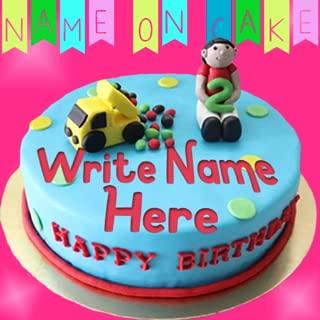 Name On Birthday Cake (Offline)