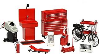 124 Tool Set 3 (Model Car) Fujimi No.27|Garage Tools