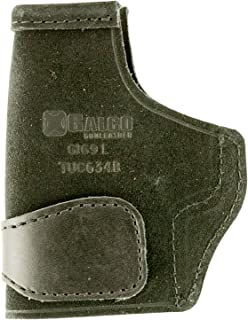 Galco Tuck N Go Inside The Pant Holster Kimber Solo 9Mm Right Black Tuc634B