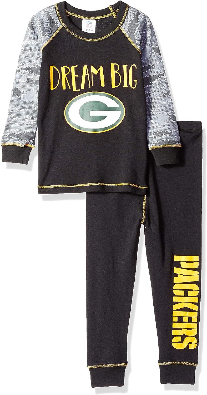 NFL NFL baby-boys 2 Piece Pajama Set