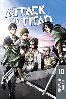 Attack On Titan 10