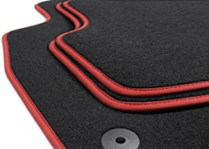UnfadeMemory Reposabrazo Ajustable para Coche,Accesorios de Coche para VW Bora 2003 ,Color Negro