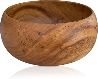 handmade salad bowl