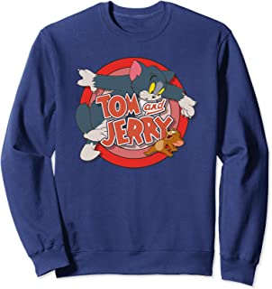 Tom and Jerry Cat & Mouse Sweatshirt