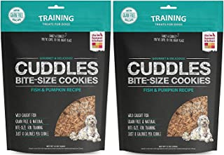 The Honest Kitchen Cuddles: Natural Grain-Free Dog Training Treat Cookies, 24 ounces