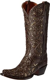 حذاء Lucchese Bootmaker للنساء Sierra Western