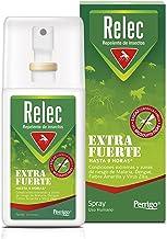 Relec Extra Fuerte Spray Antimosquitos   Repelente de Mosquitos Eficaz contra el mosquito tigre   Desarrollado para evitar las picaduras de mosquitos en severas condiciones climáticas   75ml