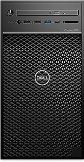 Dell Precision 3630 3,2Ghz 8ª Generación de Procesadores Intel Core I7 I7-8700 Negro Torre Puesto de Trabajo - Ordenador de Sobremesa
