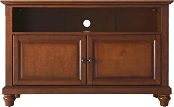 Crosley Furniture Cambridge 42-inch TV Stand - Classic Cherry