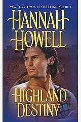 Highland Destiny (The Murrays Book 1) Kindle Edition