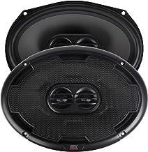 $149 » MTX Audio THUNDER693 Thunder Series 6x9, 3-Way, 100W RMS 4-Ohm Coaxial Speaker Pair