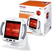 Beurer Light Heat Lamp for Red Light Therapy, Blood Circulation