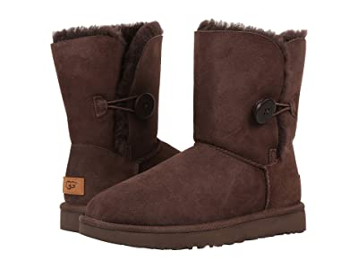 UGG Bailey Button II (Chocolate) Women