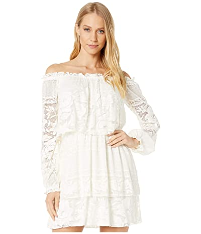 Show Me Your Mumu Bess Dress (Moonlight Roses Lace Cream) Women