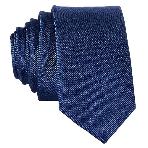 Corbata Azul marino: Amazon.es