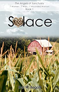 Solace: The Angels of Sanctuary - Volume 1