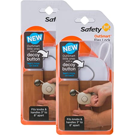 Safety 1st OutSmart Flex Lock, Packaging may vary