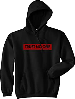 Kings Of NY Trust No One Pullover Hoody