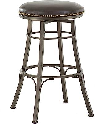 Brilliant Amazon Com Steve Silver Company Bali Backless Swivel Forskolin Free Trial Chair Design Images Forskolin Free Trialorg