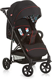 Fisher-Price Toronto 4, One-Hand Fold Stroller, 0M+ to 25 kg - FP Gumball Black