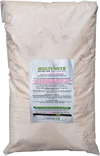 Multi-Mite® DIATOMACEOUS EARTH Feed Grade DE - 10KG Powder