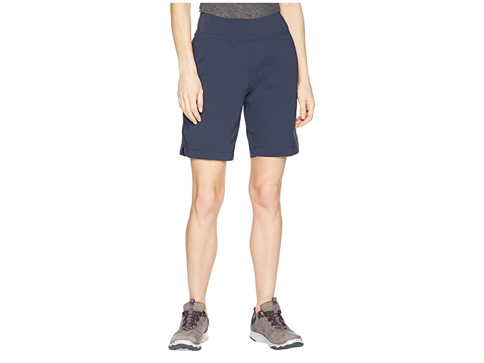 Mountain Hardwear Dynamatm Bermuda Shorts (Dark Zinc) Women