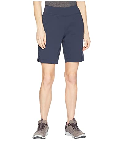 Mountain Hardwear Dynamatm Bermuda Shorts (Dark Zinc) Women