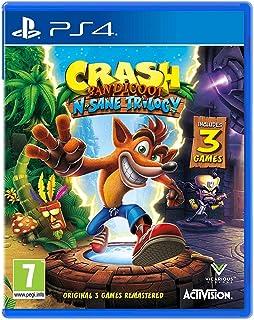 Crash Bandicoot N-Sane Trilogy by Activision for PlayStation 4
