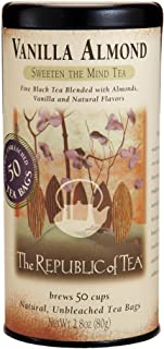 Best republic of tea vanilla almond Reviews