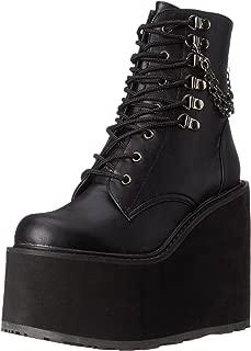 Demonia Women's Swing-101/BVL Combat Boot