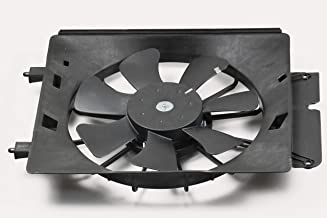 BOXI Right/Passenger Side AC A/C CONDENSER Cooling Fan Assembly For Honda CR-V 2002-2006 / Honda Element 2003-2006/38616-P3G-003