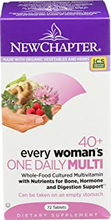 New Chapter, Every Woman One Daily 40 Plus, 72 Tablets