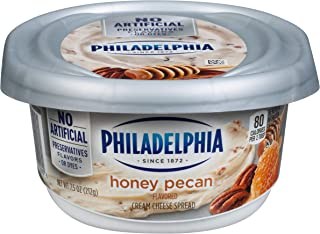Philadelphia Honey Nut Cream Cheese Spread (7.5 oz Tub)