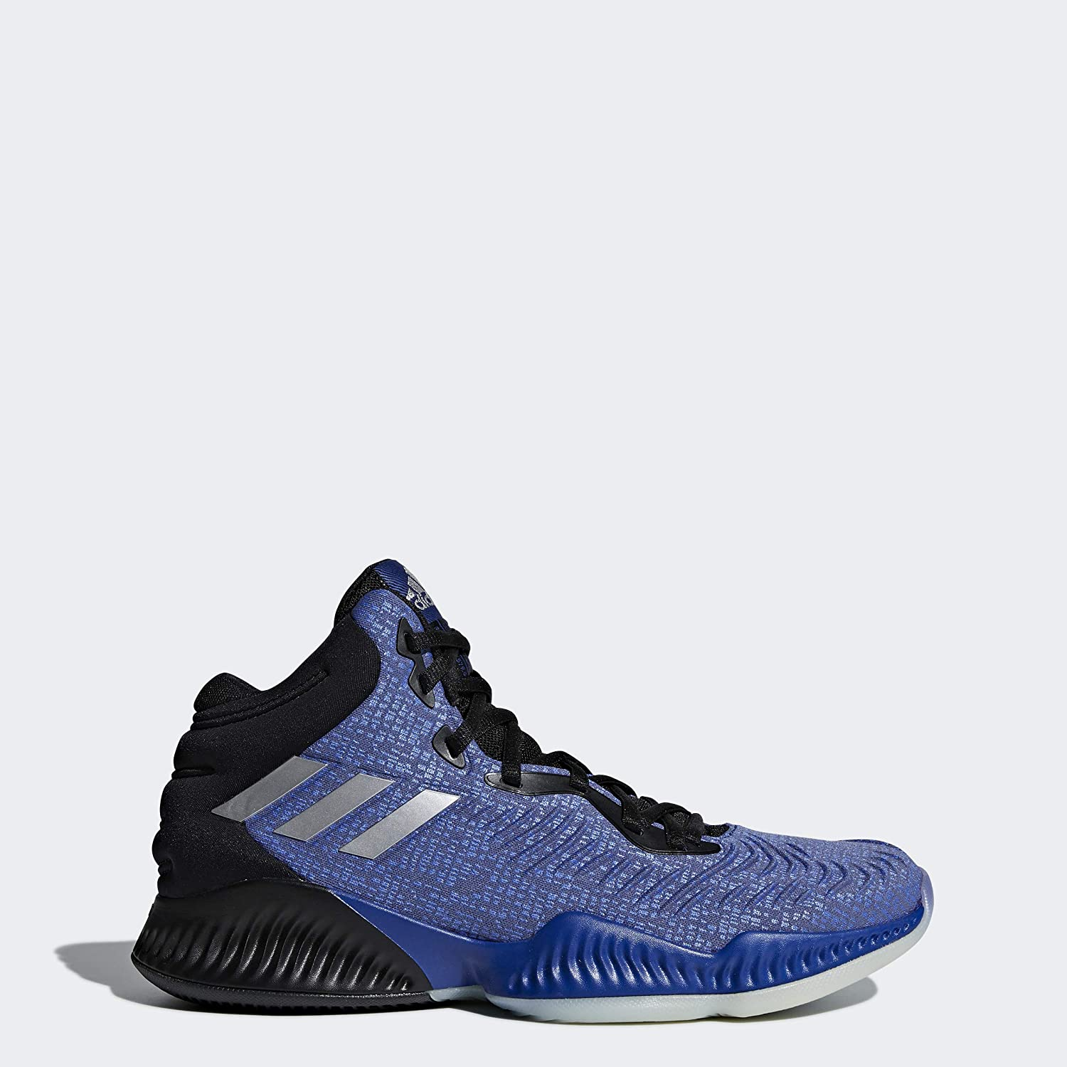 experiencia bandera claro  Adidas Men's Shoes Mad Bounce 2018 Hight Top Lace Up Basketball Shoes:  Amazon.ca: Sports & Outdoors