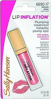 Sally Hansen Lip Inflation, Sheer Pink, 0.2 Ounce