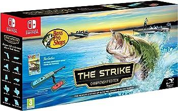 Bass Pro Shops: The Strike - Championship Edition Bundle - Nintendo Switch
