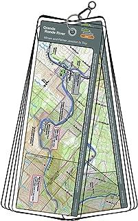 Grande Ronde River Map Set - Oregon, Minam and Palmer Junction to Troy