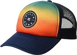 Scope Trucker Hat (Big Kids)