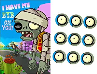 Silly Goose Gifts PVZ Party Game - I Have My Eye On You Zombie