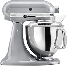 Best chrome kitchenaid artisan mixer Reviews