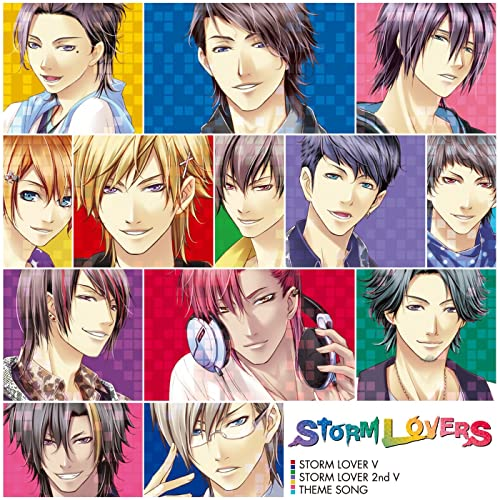 STORM LOVERS (ゲーム「STORM LOVER V」「STORM LOVER 2nd V」)
