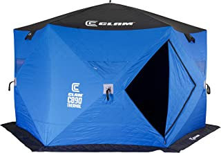 Clam 114478 C-960 Thermal - 6 Sided Hub Shelter